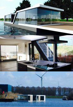 Watervilla: Modern Aquatic Architecture