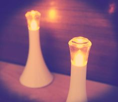 A mood of relaxation is set with a few Philips Wish LED candles. #philips…