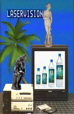 Fiji Water Vapors