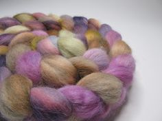 Beautiful Roving for spring.