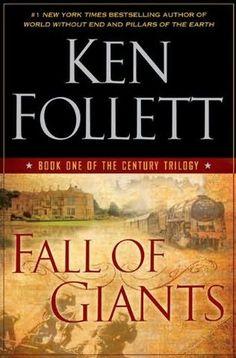 Fall of giants - Ken Follet