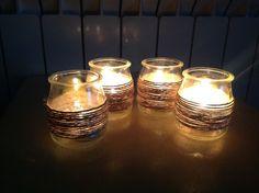 EL PLEGATIN: Porta velas anti mosquito TIGRE