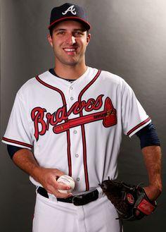 2014 Braves Photo Day: David Hale