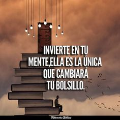 Spanish Inspirational Quotes, Spanish Quotes, Best Quotes, Life Quotes, Quotes En Espanol, Millionaire Quotes, Work Motivation, Motivational Phrases, Yoga