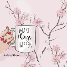 Every day, you have the power to make beautiful things happen. | Mary Kay