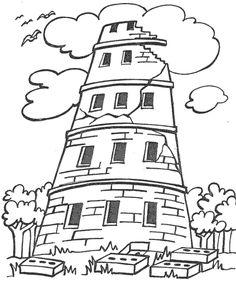 10 Mejores Imágenes De La Torre De Babel En 2018 Torre De Babel