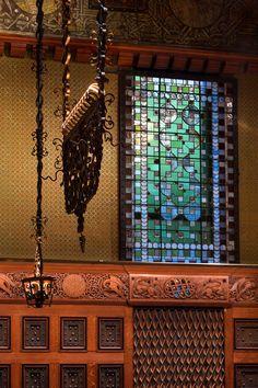 Herzog & de Meuron restores a Park Avenue Armory room designed by Louis C Tiffany