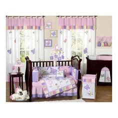 You'll love the Sheep/Lamb Baby 10 Piece Crib Bedding Set at Wayfair - Great Deals on all Baby & Kids  products with Free Shipping on most stuff, even the big stuff.