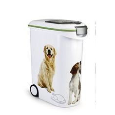 Curver fôrboks 54Liter -20kg Dogs Dog Food Recipes, Mugs, Tumblers, Dog Recipes, Mug, Cups