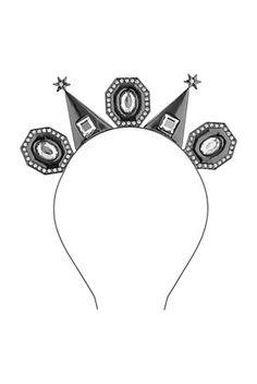 Mix Shape Embellished Headband