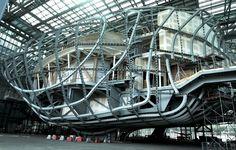 Cantiere - Nuovo Centro Congressi - La Nuvola