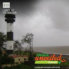 A landmark of #Daman has always been the lighthouse located near the premises Moti Daman Fort. Built by the Portuguese in 1887-88, the lighthouse was inaugurated with the exhibition on a wick lamp. Strategically located to keep an eye on the coast, the Portuguese used it in their advantage during naval warfares. After independence, an electronic flasher lamp was installed in the year 1998. #IndiaUnveiled