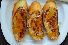 Weekend French Toast  Yum Yum, tryed this already, with a cranberry cream cheese spread & it's good...