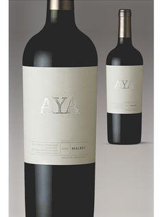 borbore winery aya label design Wine / vinho / vino  #vinosmaximum