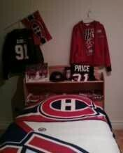 My Old Habs Room Sports, Room, Fashion, Moda, La Mode, Sport, Rooms, Fasion, Fashion Models