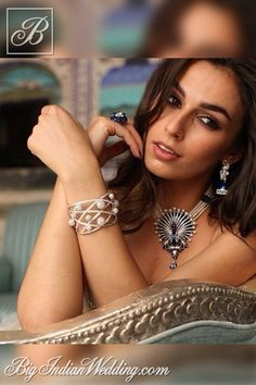Jaipur Gems peacock-inspired jewellery
