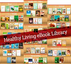 ALL of these books and more in the Healthy Living Bundle! 97% off - just $29.95. Sale ends 11/9/13