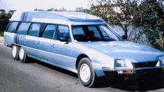 Citroen 'Sa-Weet Shuttle' CX25