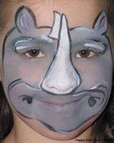 On Safari | Happy Kids Face Painting