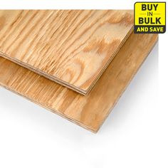 Plytanium 23/32 CAT PS1-09 Tongue and Groove Pine Plywood Subfloor, Application…