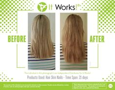 HSN results!  Great results using HSN! Get yours today!  For more information, please join my FB page at https://www.facebook.com/wrappixie