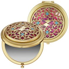 Disney Jasmine Collection The Palace Jewel Compact Mirror: Shop Mirrors | Sephora