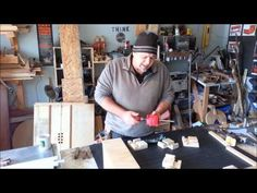 ▶ Homemade (Wood) Clamps! Corner Clamps! - YouTube