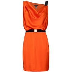 Love this dress!  Bright for spring.