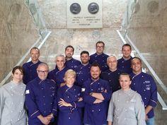 Gelato University instructors for the academic year Gelato, Chef Jackets, University, Ice Cream Sandwiches, Ice Cream, Community College, Colleges
