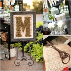{Current Projects} Fall Vintage Vineyard Wedding