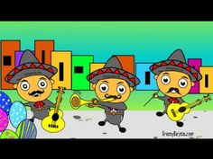Las mañanitas con mariachis chistosos, para dedicar en el cumpleaños - YouTube