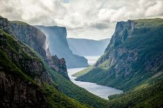 GROS MORNE NATIONAL PARK, N. You don't have to take your hiking boots on a visit to Gros Morne National Park, but why wouldn't you? True, breathtaking vistas abound from winding, . Places Around The World, Oh The Places You'll Go, Places To Travel, Around The Worlds, Beautiful Places In The World, Beautiful Places To Visit, Beautiful Beaches, Amazing Places, Travel Destinations