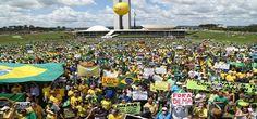 Brazil: Opositores protestar contra Dilma
