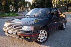 Peugeot 309 Gti, Auto Peugeot, Sports, Childhood Memories, Athlete, Cars