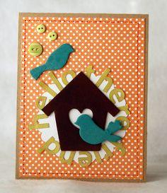 card featuring GLEE CLUB by @Davinie Fiero