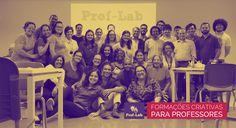 As manhãs de sábado de maio e junho da ABA Global Education vão receber a nova temporada do Prof-Lab, programa de formações criativas para professores no Recife. A série de treinamentos voltados para educadores está com inscrições abertas para turmas de até 30 pessoas e acontece na Unidade Boa Viagem da escola que realiza o programa em parceria com a Pipa Comunicação e com o Estúdio Abble de Aprendizagem.
