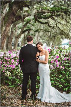 Sarah and Joe – Savannah Wedding Photographer