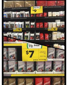 #Lindt #chocolate is all #halfprice until Tuesday 4.9.16 #onsale at #woolworths . . . . #lindtchocolate #lindtlindor #lindtballs #lindtexcellence #chocolateblock #chocolates #chocolatelover #qualityforless #giftideas #giftidea #giftsforhim #fathersday2016 #fathersdaygift #whypaymore #reducedprice #onabudget #bargain #stockupprice #woolies #smartshopper #savvyshopper #savvysaver #sep16
