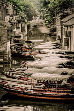 amanaboutworld:  Zhouzhuang Water Village - China