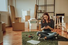 Moving homes can be a daunting task for anyone. But before you panic about it, Jesse Davies Real Estate has the five smart tips when it comes to moving homes. Moving Home, Moving Tips, Utensil Trays, Home Entertainment Centers, Declutter Your Home, Shake It Off, Packing Tips, Calgary, Property Management