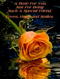 Special friends are like gold
