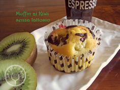 Muffin ai kiwi (senza lattosio)