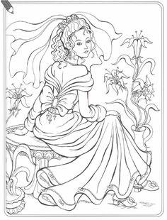 "iColor ""Princesses"" 9692x910)"