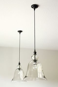 Gather inspiration for lighting up your home with these farmhouse light fixtures.