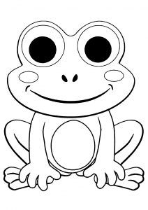 Frog Coloring Pages for Kids. 20 Frog Coloring Pages for Kids. Coloring Pages Free Printable Frog Coloring for Kids Frog Coloring Pages, Free Kids Coloring Pages, Kindergarten Coloring Pages, Spring Coloring Pages, Christmas Coloring Pages, Animal Coloring Pages, Coloring Pages To Print, Free Printable Coloring Pages, Coloring Pages For Kids