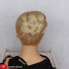 Wedding Bun Hairstyles, Elegant Hairstyles, Cute Hairstyles, Female Hairstyles, Easy Hairstyle, Style Hairstyle, Hairstyles 2018, Hair Style Image Man, Black Girl Short Hairstyles