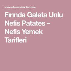 Fırında Galeta Unlu Nefis Patates – Nefis Yemek Tarifleri Pasta, Decor, Decoration, Dekoration, Inredning, Interior Decorating, Noodles, Deco, Decorations