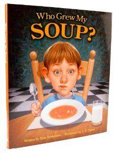 Who Grew My Soup?: Tom Darbyshire