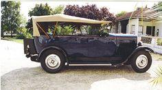 1929 Chenard & Walcker Y6
