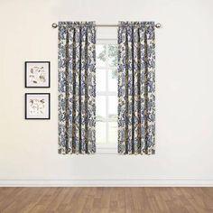 Eclipse Elliot Blackout Window Curtain Panel - Walmart.com